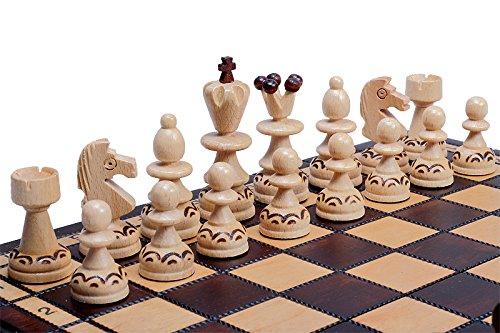 Open Book Chess Set - 3