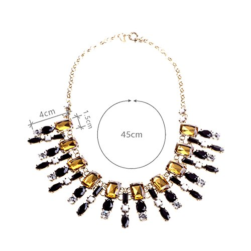 GBJewelry Vintage Gold Necklace for Sweater - Arabic Women Hottest