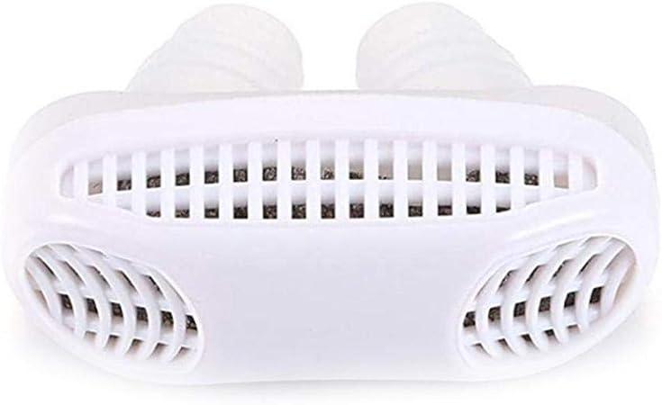 Jenny.Ben - Respirador Nasal antironquidos para Evitar ronquidos y ...