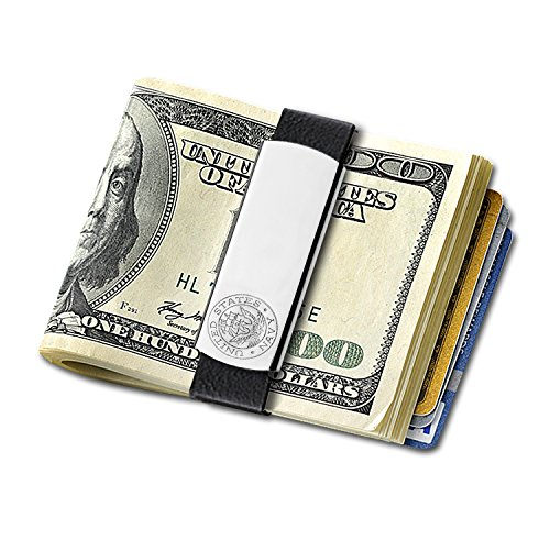 - GRAND BAND Deluxe Military Money Band: Army, Air Force, Navy, Coast Guard, Marines (NAVY)