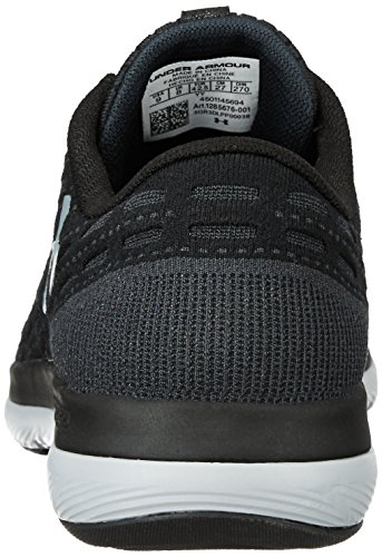 Shoes Slingflex Men Armour Anthracite Threadborne Under Black waqHvxz