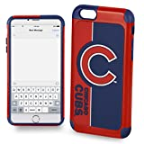 Forever Collectibles Iphone 6 / 6S Bold Series Dual Layered Case for MLB Chicago Cubs
