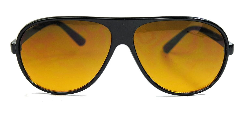 Old School Sonnenbrille Flat Top Pilotenbrille Retro Style Blueblocker Linsen (Demi Tortoise) 0y9TU0LQ5