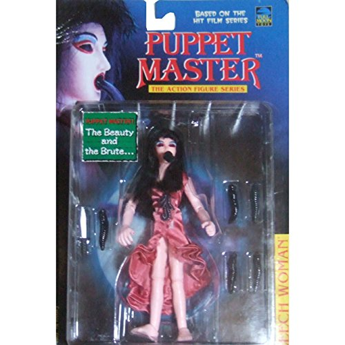Puppet Master Full Moon Edition Leech Woman]()