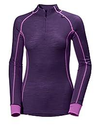 Helly Hansen Women's Warm Freeze 1/2 Zip Base Layer Top