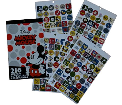Fan Club Sticker (Disney Mickey Mouse Clubhouse Stickers Over 200 Stickers)