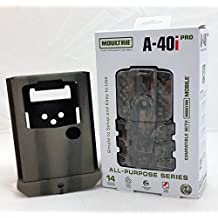 Moultrie A-40i Pro Game Camera MCG-13272 and Camlockbox Security Bear Box