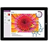 Microsoft Surface 3 (AT&T + T-Mobile) & Wi-Fi 64GB 10.8-inch Tablet Computer (Renewed)
