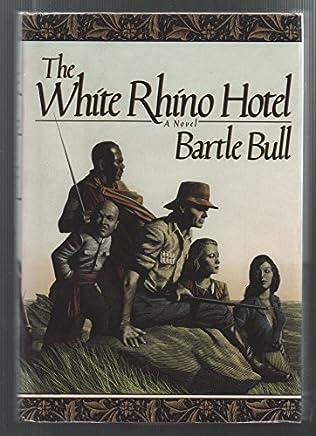 book cover of The White Rhino Hotel
