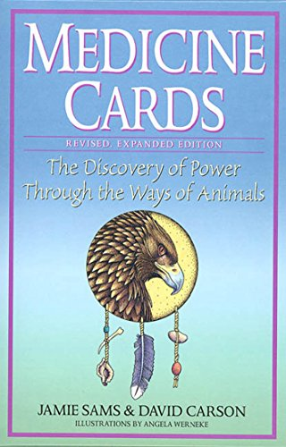 - Medicine Cards: The Discovery of Power Through the Ways of Animals