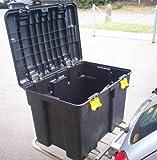 Box-Rak Towball Mounted box for Luggage