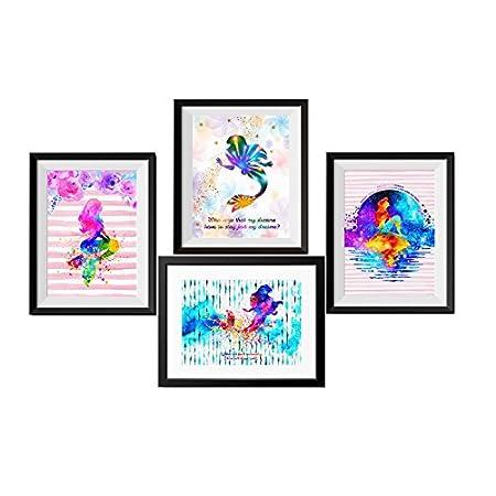 51kEfCXFnNL._SS450_ Mermaid Wall Art and Mermaid Wall Decor