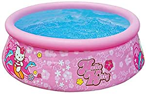 Hello Kitty Easy Set Inflatable Instant Kids Swimming