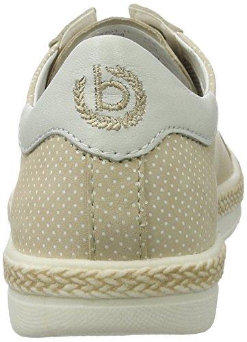 Beige 255 beige Mujer Zapatillas J97011l Bugatti Para qZ0YITw