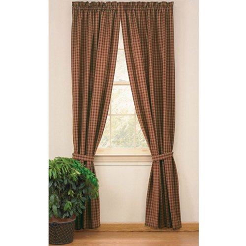 primitive country luxury design and curtain interior new curtains style rustic home window valances of treatment