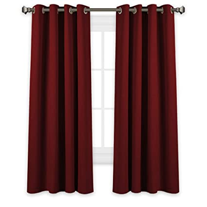 8c25088773 PONY DANCE Thermal Insulated Curtains - Home Decor Window Treatments Curtain  Drapes for Kid's Room,