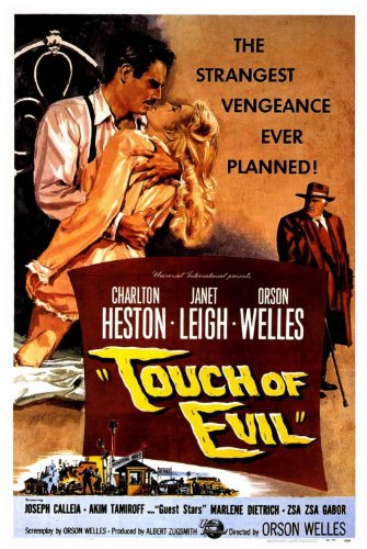 Touch of Evil - Charlton Heston Orson Welles
