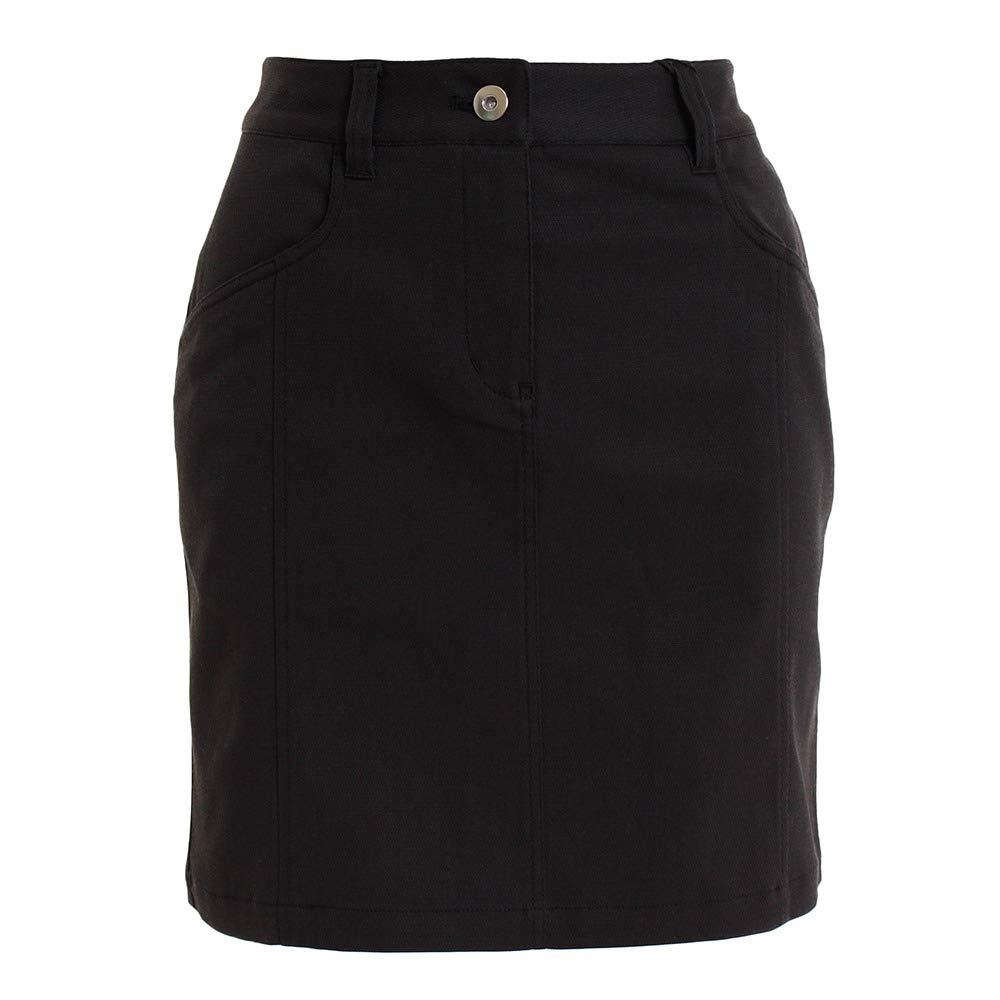 タイトリスト(タイトリスト) ドビースカート TSWP1972BK (ブラック/SS/Lady's)   B07Q5S9SKK
