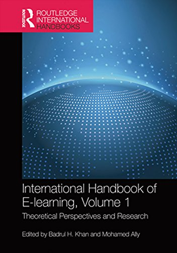 International Handbook of E-Learning Volume 1: Theoretical Perspectives and Research (Routledge International Handbooks of Education)