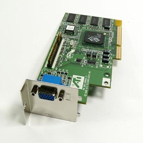 Amazon.com: COMPAQ Genuine ATI RAGE Pro 2 x NLX 8 MB Turbo ...