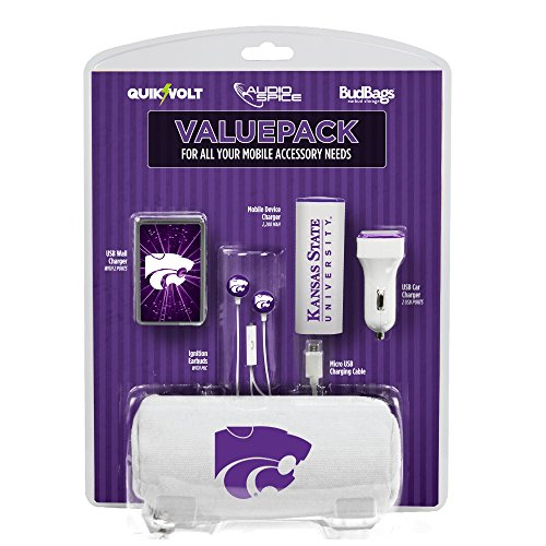 Kansas State Wildcats Mobile Accessory Value (Kansas State Led)