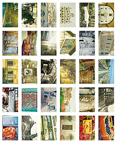 30 PCS World Fashion Capital Italy Milan Artistic Retro Postcards Scenic Travel Commemorative Cards ()