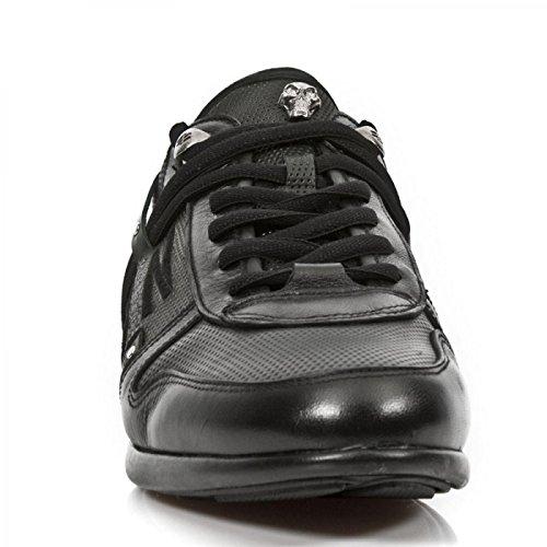 New Hy001 Rock S8 New nero M Sneaker Uomo Rock RpqwRrnP
