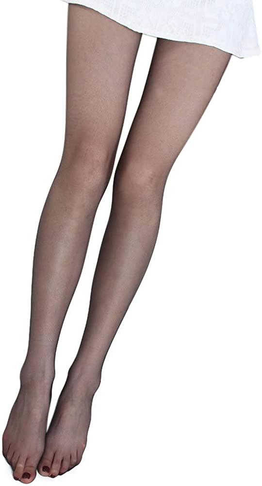 Nude Black Red Sheer Stockings Leg Avenue 1001 Vintage