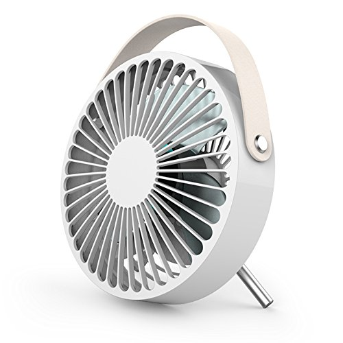 Mini Electric Fans : Halova usb fan mini desktop portable electric for
