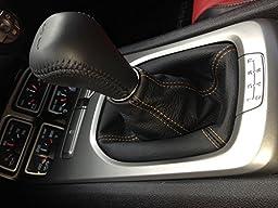 Chevrolet Camaro 2010-15 shift boot by RedlineGoods