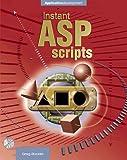 Instant ASP Scripts (Enterprise Computing) by Greg Buzcek (1999-08-01)