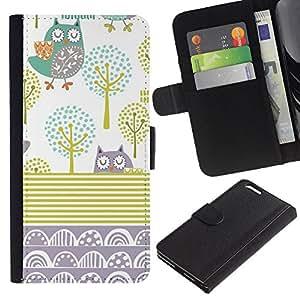 Be Good Phone Accessory // Caso del tirón Billetera de Cuero Titular de la tarjeta Carcasa Funda de Protección para Apple Iphone 6 PLUS 5.5 // Abstract Gold Drawing White