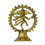 Brass Natraj Statue Sculpture, Lord of Dance