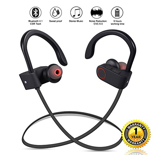 Headphones SgTaw headphones Waterproof Sweatproof