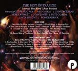 Leavin' The Hard Times Behind: The Best Of Trapeze: 2CD Remastered Edition