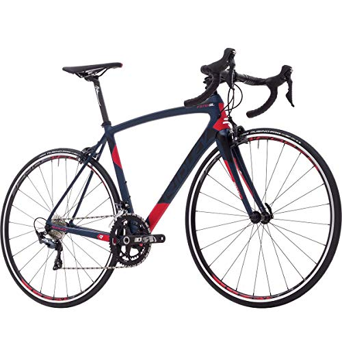 Ridley Fenix SL Ultegra Complete Road Bike Dark Blue/Black/Red, M