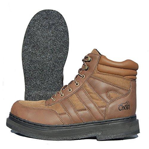 Chota Outdoor Gear Abrams Creek Felt Wading Boots, Size 15