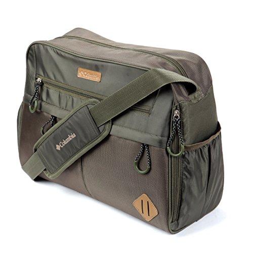 Columbia Expedition Ridge Duffel Diaper Bag, Green