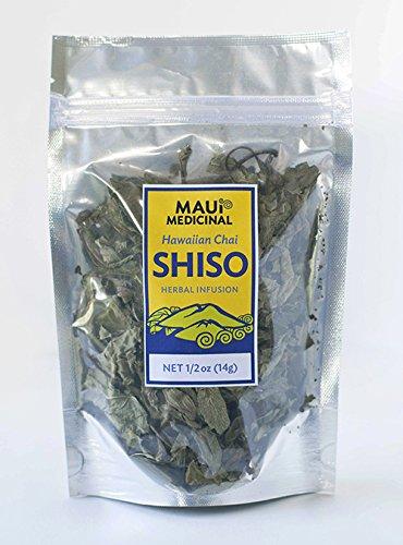 Shiso Leaf Tea (Organic Hawaiian)