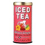 Republic of Tea Iced Tea Hibiscus Sangria, 8 count by The Republic of Tea