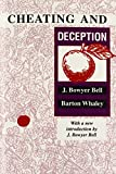 Book cover for Cheating and Deception