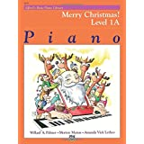 Alfred's Basic Piano Library Merry Christmas!, Bk 1A
