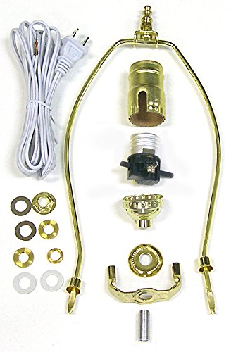 Make or repair a lamp using this quality lamp parts kit amazon make or repair a lamp using this quality lamp parts kit aloadofball Image collections