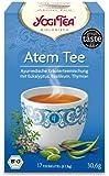 Yogi Tee, Atem-Tee Ayurvedische Teemischung, Biotee, schmeckt so aussergewöhnlich, das sich für einen Moment der Druck des Tages löst, 17 Teebeutel, 30,6g