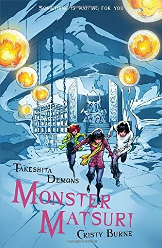 book cover of Monster Matsuri