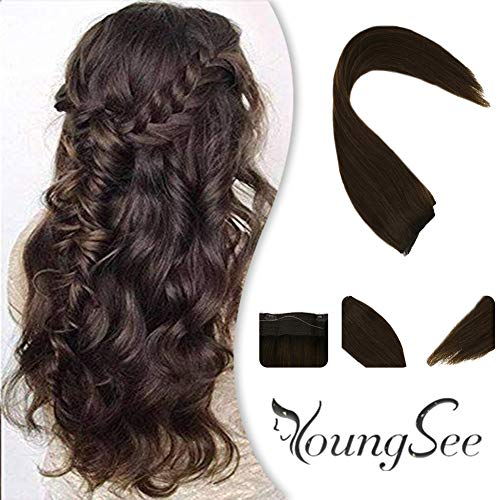 Youngsee 14inch Straight Extensions Invisible