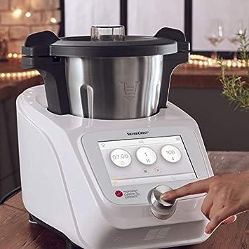T-MIX Mariposa para Robot Cocina Monsieur Cuisine Connect, Robot ...