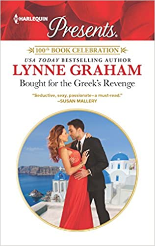 Buy Bought for the Greek's Revenge (Harlequin Presents) Book