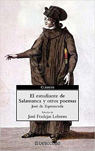 El estudiante de Salamanca y otros poemas (CLASICOS): Amazon ...
