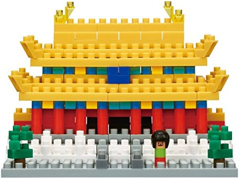 nanoblock NBH/_145 Forbidden City